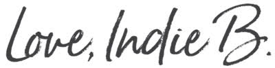 Love Indie B Logo