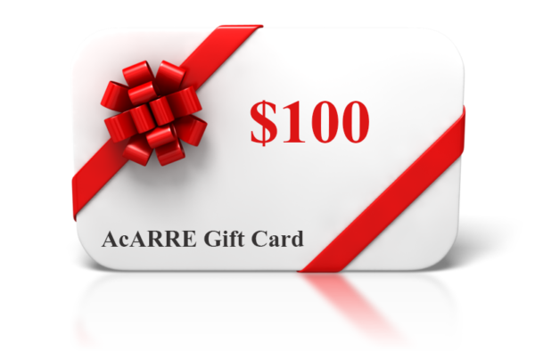 AcARRE $100 Gift